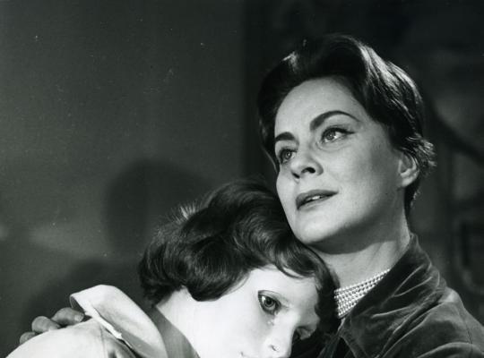 Szemek arc nélkül (1960)