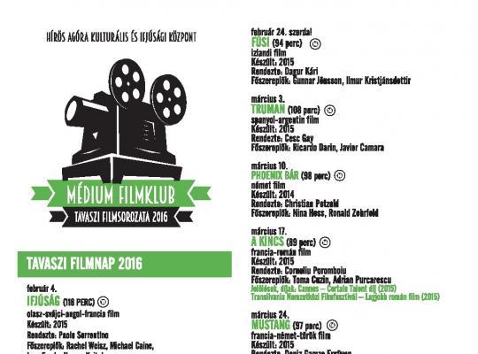 Médium Filmklub