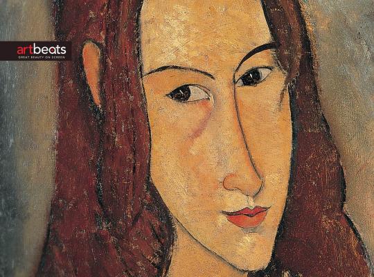 A művészet templomai : Modigliani centenárium
