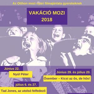Vakáció mozi 2018