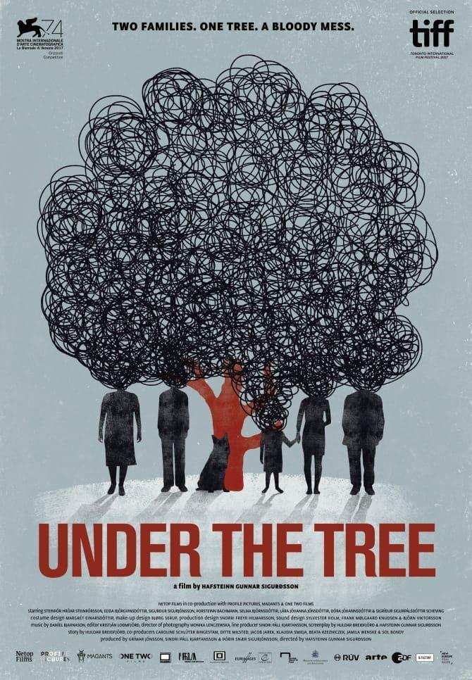 A fa alatt
