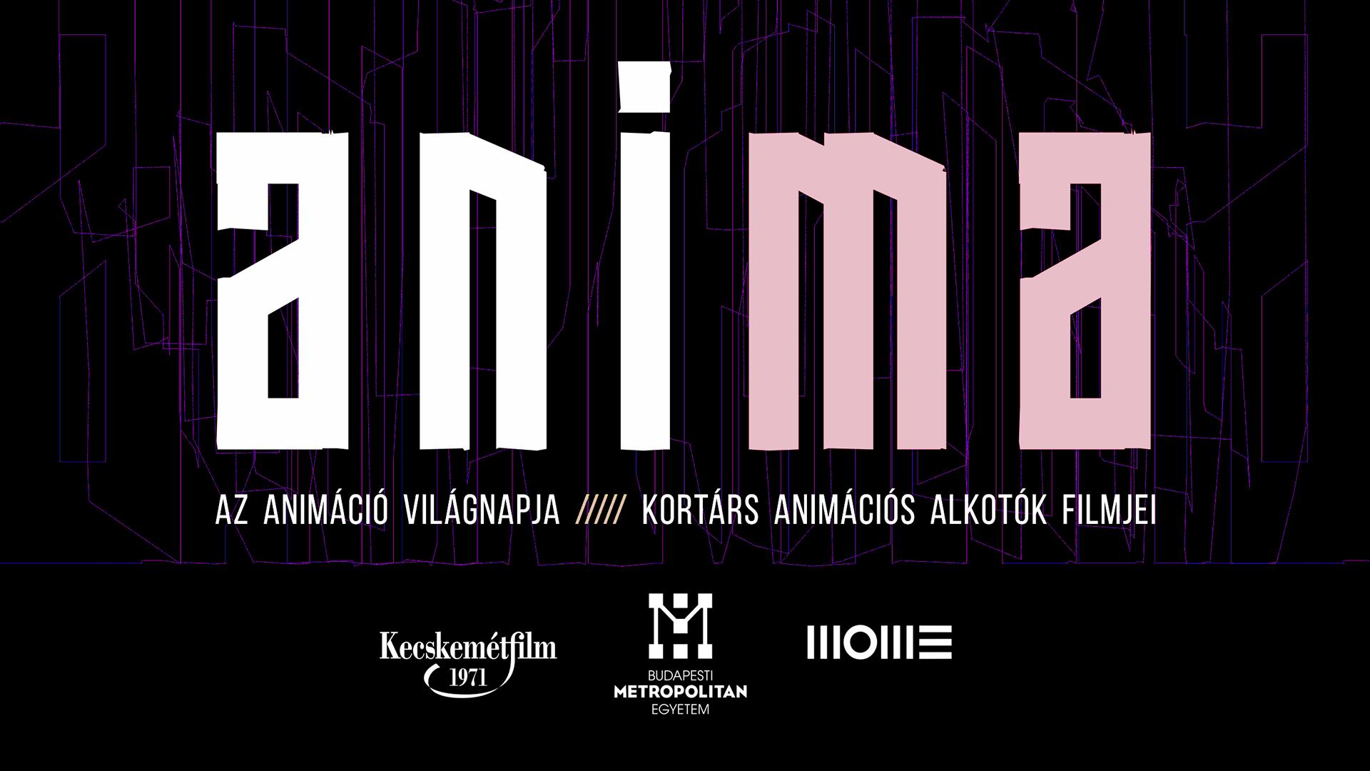 AniMA - Válogatás kortárs magyar animációs alkotók filmjeiből