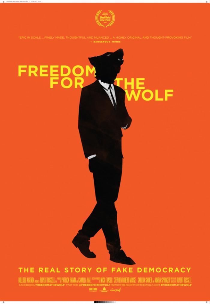 Farkasok szabadon