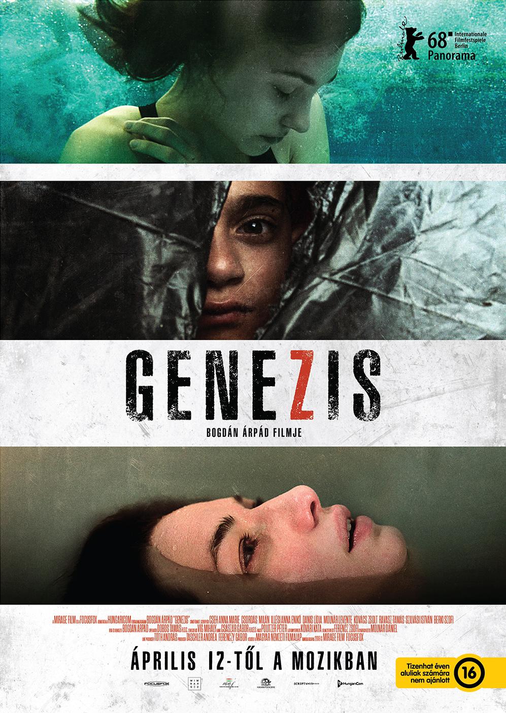 Genezis - Bogdán Árpád új filmje