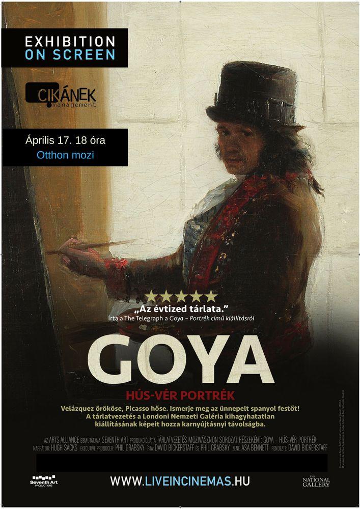 Goya: Hús-vér portrék