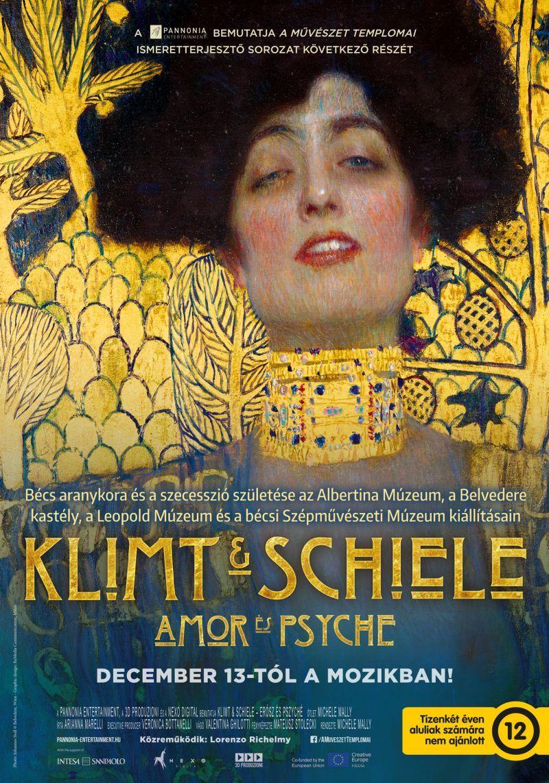 Klimt & Schiele - Ámor és Psziché - A szecesszió születése