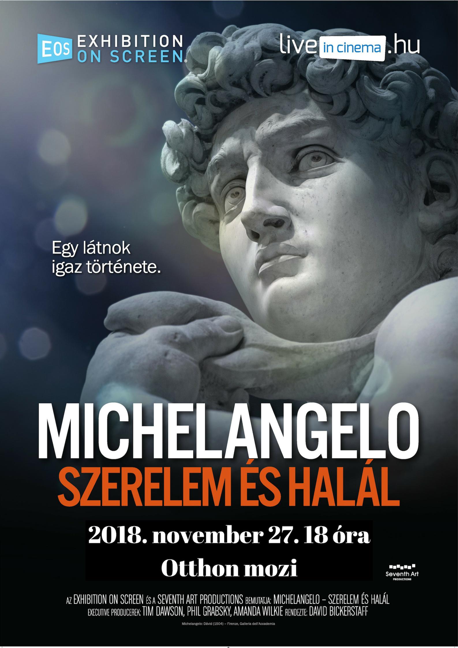 Michelangelo: Szerelem és halál