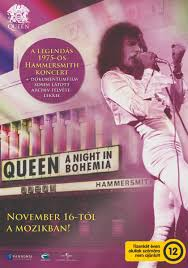 Queen A Night in Bohemia (1975)