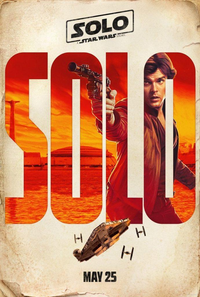 Solo: Egy Star Wars-történet 3D
