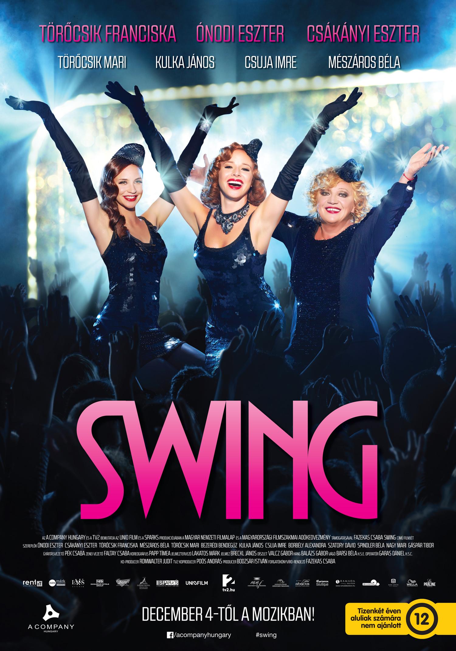Swing      -  ÚJRA!