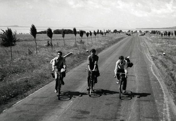 Szerelmes biciklisták (1965)