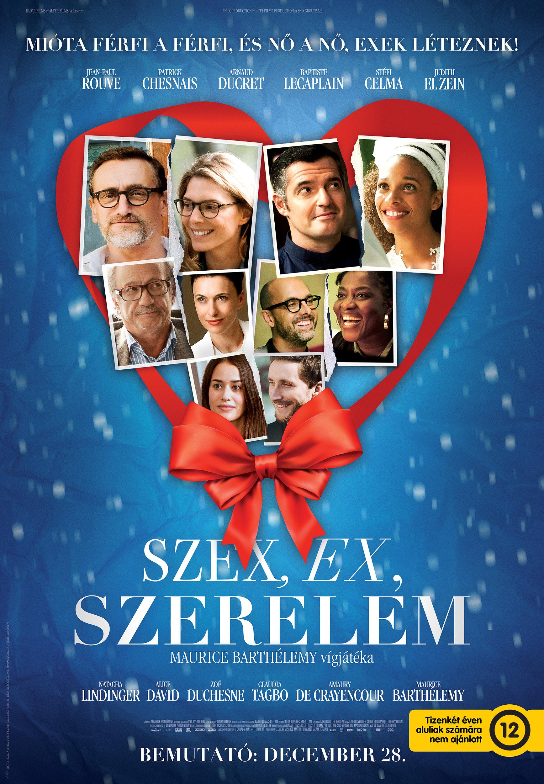 Szex, ex, szerelem