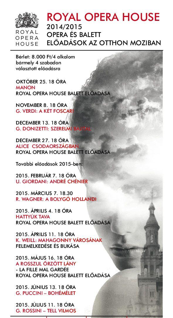 Royal Opera House Cinema 2014/2015