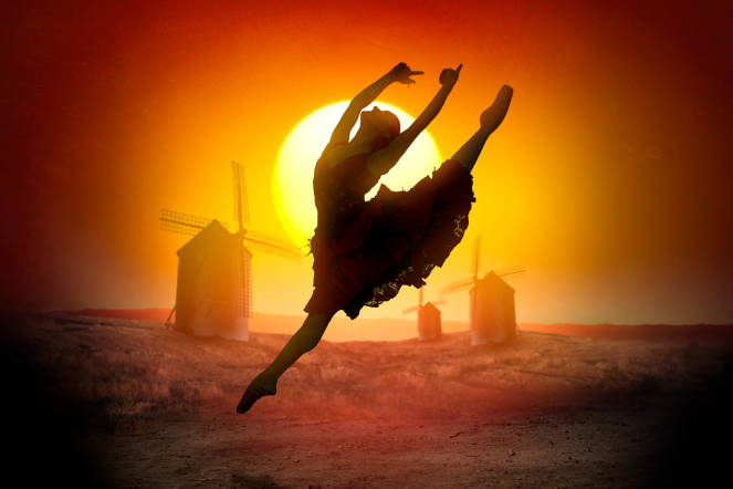 Minkus - Don Quijote (balett)